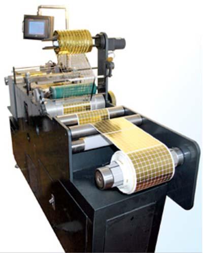 computer die cut machine
